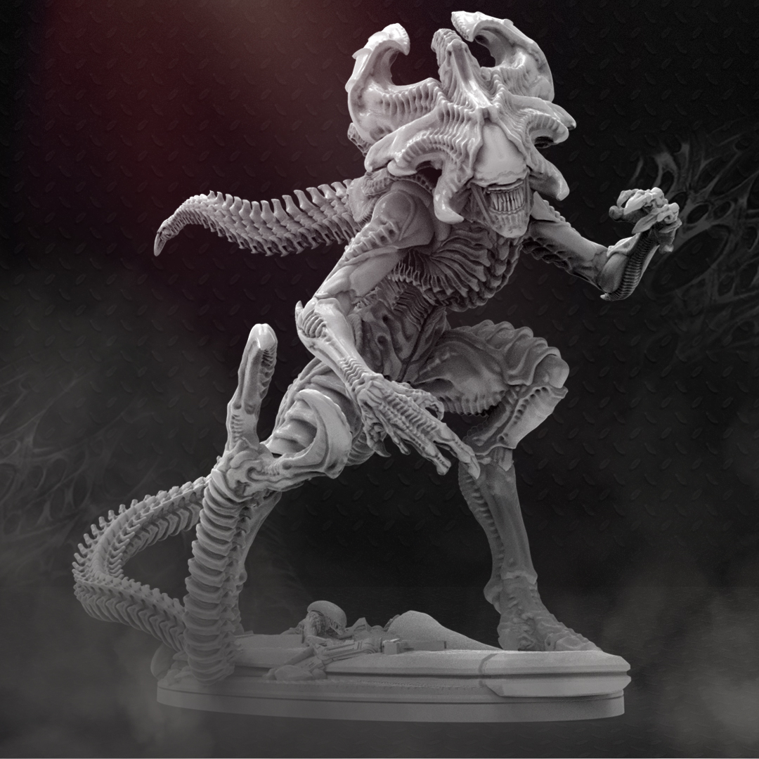 AVP Alien King