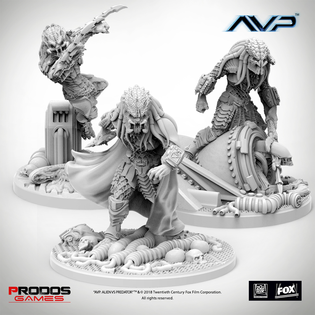 AVP Predator Elders