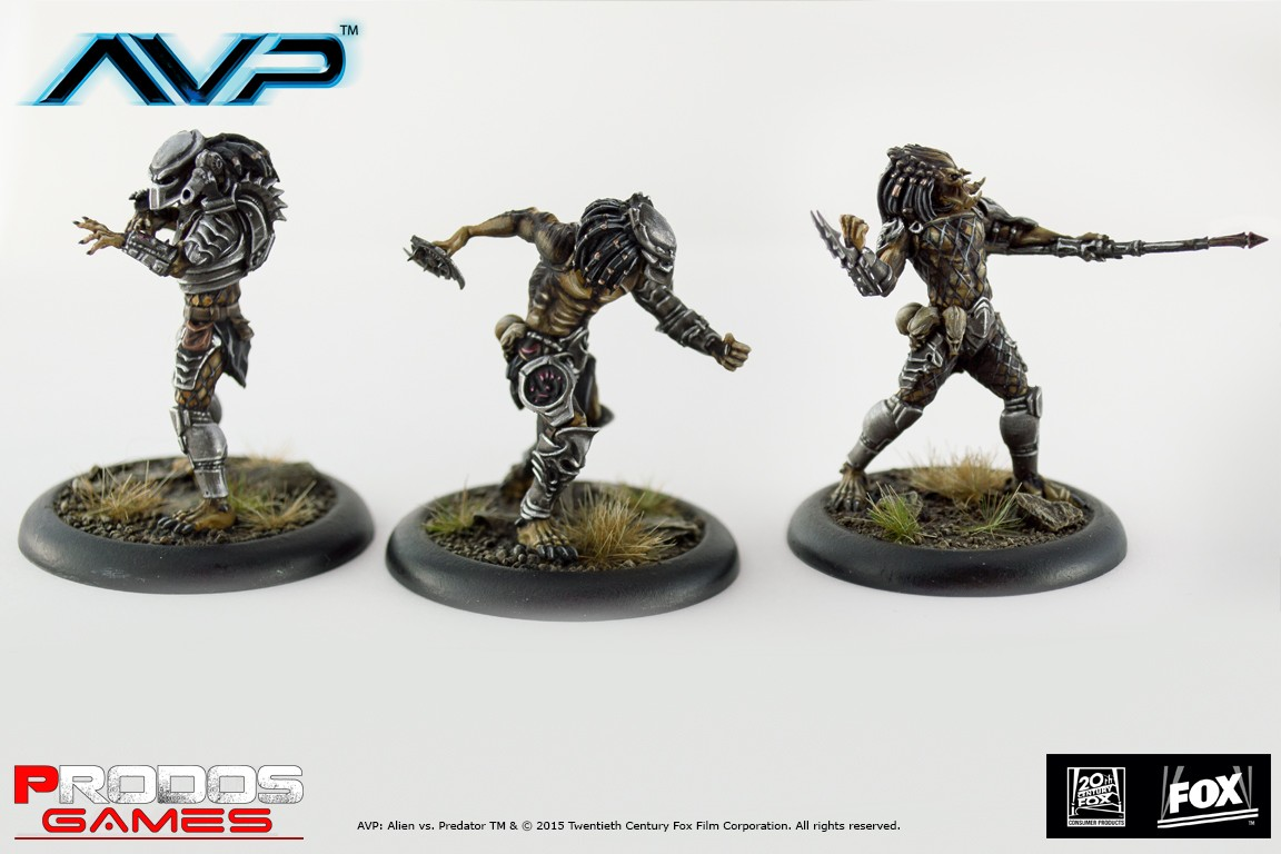 AVP Predators
