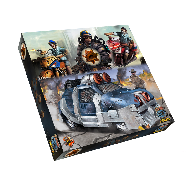 The Law Haulage Company - Faction Box