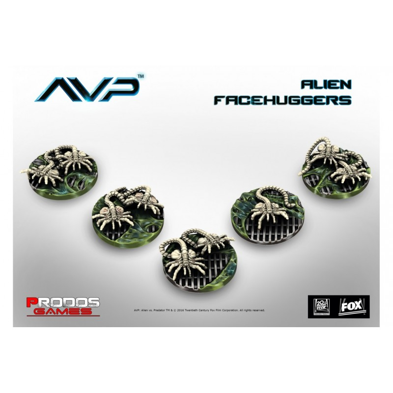 AVP Alien Facehugger