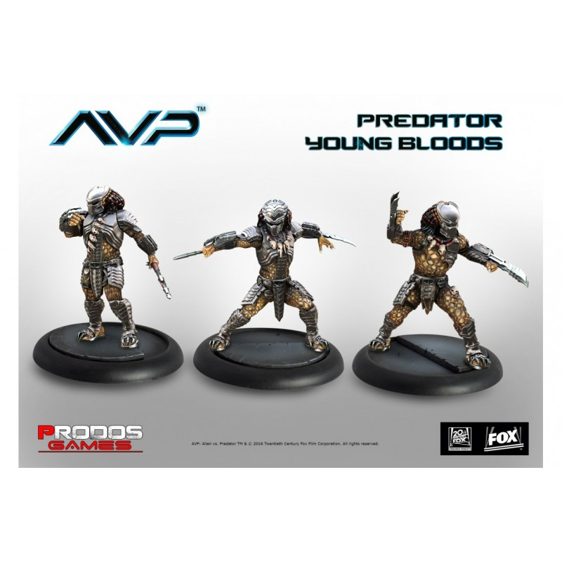 AVP Predator Young Bloods